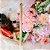 Cesta de flores personalizada - Imagem 3