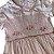BONITA vestido rosa casinha de abelha 4 anos - Imagem 2