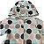 CARTERS casaco capuz soft bolas coloridas 18 meses  - Imagem 2