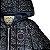 LOVELY BRAND casaco acolchoado marinho estrelinhas 8 anos (modelagem pequena) - Imagem 2