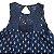ABERCROMBIE vestido marinho pala renda 12 anos  - Imagem 2