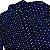 TOMMY HILFIGER camisa social azul marinho estp estrelas 4 anos  - Imagem 2