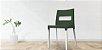 Cadeira VEZO pés de alumínio PRATA FOSCO. - Imagem 5
