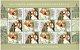 2020 - Eslováquia Papa João Paulo II - 100 anos 0 linda folha - Imagem 1