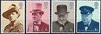 Inglaterra Centenário de W Churchill (Série mint) - Imagem 1