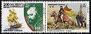 2007 Uruguai - G Garibaldi 200 anos - maçonaria (mint) - Imagem 1