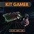 Kit Teclado e mouse JP-133 Headset Knup KP-470 USB - Imagem 1