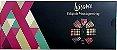 Estojo de Maquiagem Luisance Completo Pó Blush Sombra Batom - Imagem 3