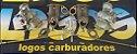 KIT FUSCA DUPLA CARBURAÇÃO COM ACIONAMENTO ROLETADO ORIGINAL SOLEX H32 GASOLINA - Imagem 2