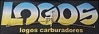 Torres e Varetas Acionamento Dupla Carburação Roletado Solex 40 - Imagem 1