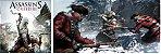 Assassin´s Creed Coleção 1 2 3 Psn Ps3 - GAME DIGITAL ORIGINAL  - Imagem 4