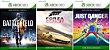 Combo Battlefield 3 + Forza Horizon 2 + Just Dance 2018 Xbox 360 Game Digital Xbox Live - Imagem 1