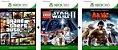 Gta V | Star Wars 2 | Tekken Games Xbox 360  - Imagem 1