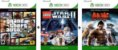 Gta V + 2 Games Xbox 360 Game Digital Xbox Live - Imagem 1
