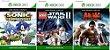 Sonic Generations + Lego Star Wars 2 Trilogy + Tekken 6 Xbox 360 Game Digital Original Xbox Live - Imagem 1