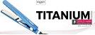 Prancha Profissional -Chapinha Titanium MQ 450F° Bivolt Tecnologia Ionic e Floating Plates Ajuste automático.   - Imagem 4