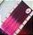 Aplique Tic Tac Cabelo Orgânico Roxo Com Rosa Fotos Reais - Imagem 1