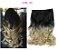 Aplique de Cabelo Orgânico Tic Tac Ombre Hair Ondulado 1 peça 60 cm 130g - Imagem 6