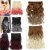 Aplique de Cabelo Orgânico Tic Tac Ombre Hair Ondulado 1 peça 60 cm 130g - Imagem 1