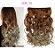 Aplique de Cabelo Orgânico Tic Tac Ombre Hair Ondulado 1 peça 60 cm 130g - Imagem 9
