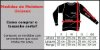 Moletom Masculino Kpop Banda 2PM K-pop - Moletons Blusa de Frio Casacos Baratos Blusão Canguru Loja Online - Imagem 3