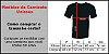 Camiseta Masculina Preta Lisa Básica- Personalizadas/ Customizadas/ Estampadas/ Camiseteria/ Estamparia/ Estampar/ Personalizar/ Customizar/ Criar/ Camisa Blusas Baratas Modelos Legais Loja Online - Imagem 3