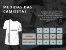 Camiseta Masculina Carro Antigo Classic Style Branca - Imagem 3