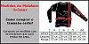Moletom La Casa De Papel Salvador Dali Mascara Integrantes Casaco Feminino - Moletons Personalizados Blusa/ Casacos Baratos/ Blusão/ Canguru/ Blusa de Frio - Imagem 3