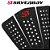 Deck Surf Silverbay WT 89 IMPACTO - Signature Alex Ribeiro - Preto/Vermelho - Imagem 2
