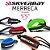 Leash Surf SILVERBAY ECONOMY MERRECA 5' 5MM - Preto/Vermelho - Imagem 2