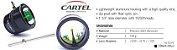 Pin de Mira Cartel Fiber 306 / CARTEL SCOPE WITH FIBER 306 - Imagem 2