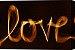 Quadro Decorativo Frases Love - Imagem 1