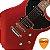 Guitarra Tagima Rocker Laranja Metalico - Imagem 3