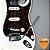 Guitarra Tagima T805 Branco Vintage - Imagem 4