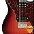 Guitarra Tagima T850 Sunburst - Imagem 4