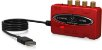 Interface Behringer U-Control UCA-222 USB - Imagem 1