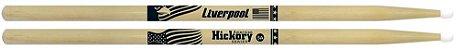 Baqueta Liverpool Hickory 5A Nylon HY 5AN - Imagem 2