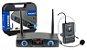 Microfone Karsect KRD-200SH s/ Fio Auricular Simp - Imagem 1