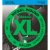 Encordoamento Daddario Baixo Nickel EXL220 4 Cordas 040 - Imagem 1