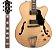 Guitarra Tagima Semiacustica JAZZ 1900 NT Natural - Imagem 1