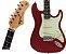 Guitarra Tagima Woodstock TG-500 CA Vinho - Imagem 1