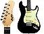 Guitarra Memphis MG-30 BKS Preto Fosco - Imagem 1