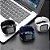 Smartwatch T8 em 3 cores azul, preto e Branco  - Imagem 2