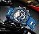 Relógio masculino esportivo Megalith detalhe dourado barato em promoção - Imagem 8