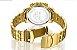 Relógio masculino dourado esportivo  Megir Cronometro - Imagem 10