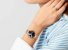 Relógio feminino dourado com pulseira de imã  - Imagem 6