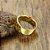 Aliança tungstênio polida reta de 8mm casamento/noivado - Imagem 4