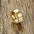Aliança tungstênio polida reta de 8mm casamento/noivado - Imagem 3