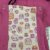 Cadeira de pano Baby and Me rosa corujinha - Imagem 3