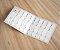 1.000 Cadernetas de Vacinação Couchê Brilho 250g - 15x27cm - 4x1 Verniz Total Brilho Frente - Imagem 3